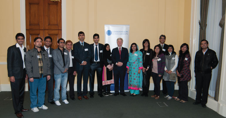 Commonwealth Split-site Scholarships 2020 in UK