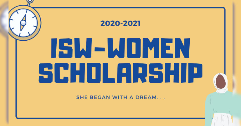 International Women Scholarship 2020-2021 in USA