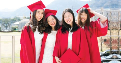 Japan Government's MEXT Scholarship to Study at Ritsumeikan Asia Pacific University in September 2020 Enrollment