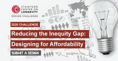 Stanford Design Challenge 2020- Reducing the Inequity Gap: Designing for Affordability