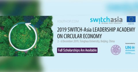 The 2019 SWITCH-Asia Leadership Academy on Circular Economy in China