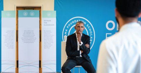 The Obama Foundation Scholars Program 2020-2021 at Columbia University