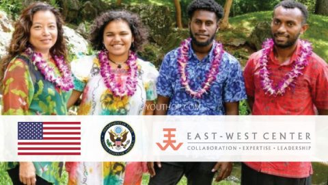 U.S. South Pacific Scholarship Program 2020 in Hawai'i, USA