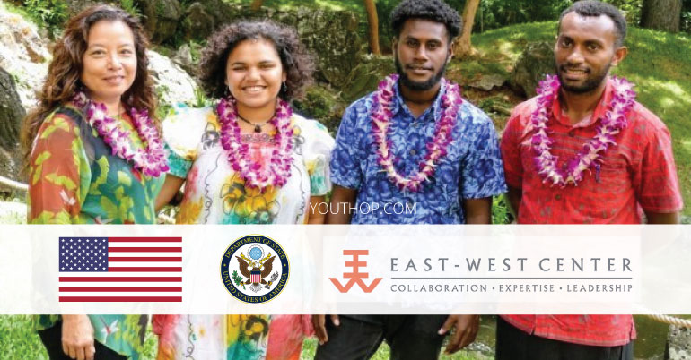U.S. South Pacific Scholarship Program 2020 at University of Hawai'i