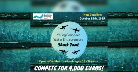 Young Caribbean Water Entrepreneurs Shark Tank Competition 2019