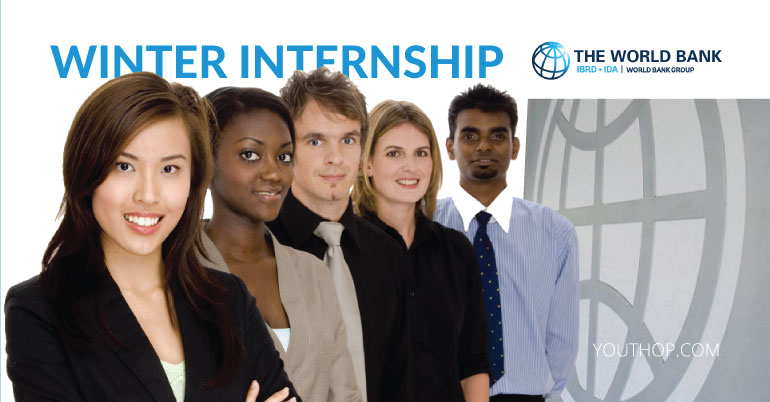 2019 World Bank Winter Internship Program