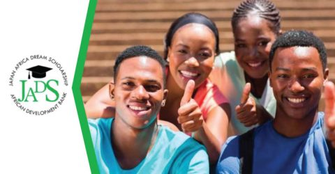 AfDB Japan Africa Dream Scholarship (JADS) Program 2019/20 in Japan