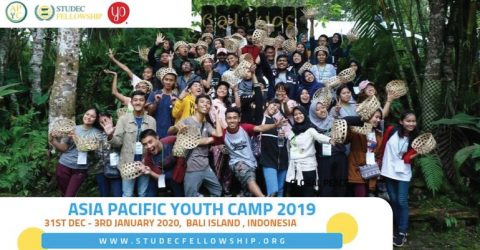 Asia Pacific Youth Camp 2019 in Bali, Indonesia