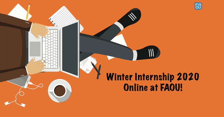 Fatima Al-Fihri Open University Winter Internship 2020