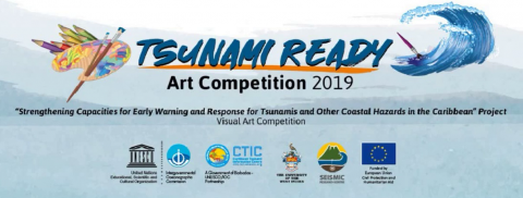 Tsunami Ready Youth Visual Art Competition 2019