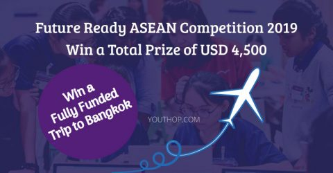 FutureReady ASEAN Competition 2019 (Win a Fully funded Trip to Bangkok)