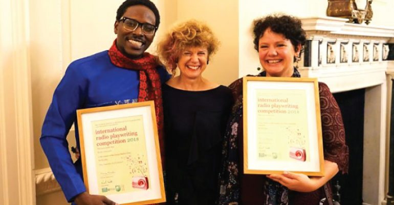 International Radio Playwriting Competition 2020 by British Council and BBC World