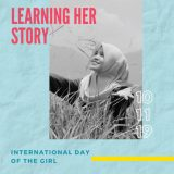 Learning Her Story 2019 on International Day of the Girl