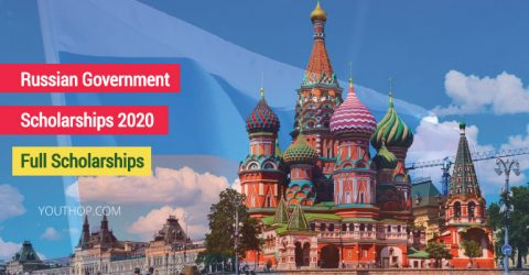 Russian Government Scholarships 2020 (Full Scholarships to Study in Russia)
