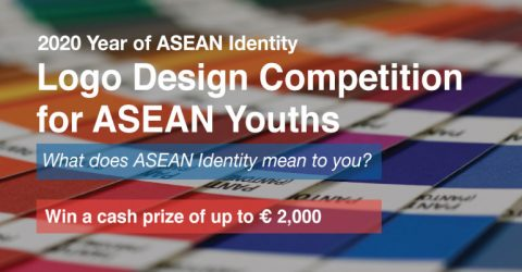 The 2020 Year of ASEAN Identity Logo Design Competition for ASEAN Youths