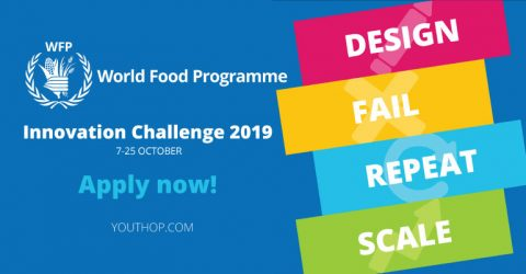 WFP Global Innovation Challenge 2019 (Receive up to $100,000)