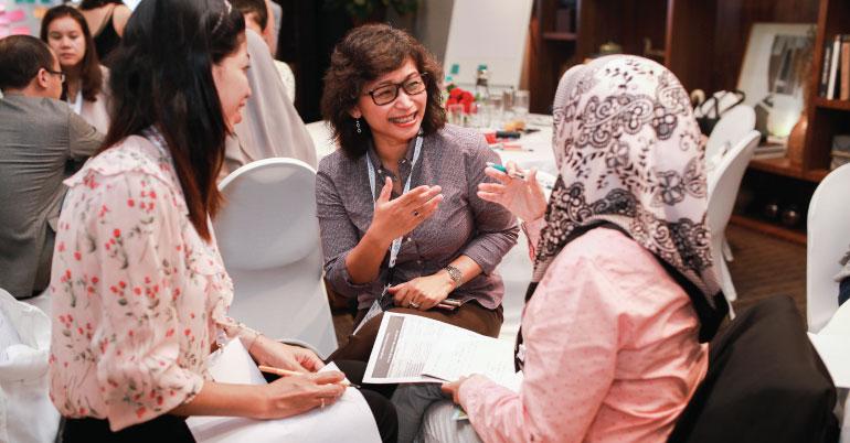 2020 U.S. – ASEAN Women's Leadership Academy for YSEALI