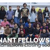 Anant Fellowship for the Built Environment 2020-21 in India