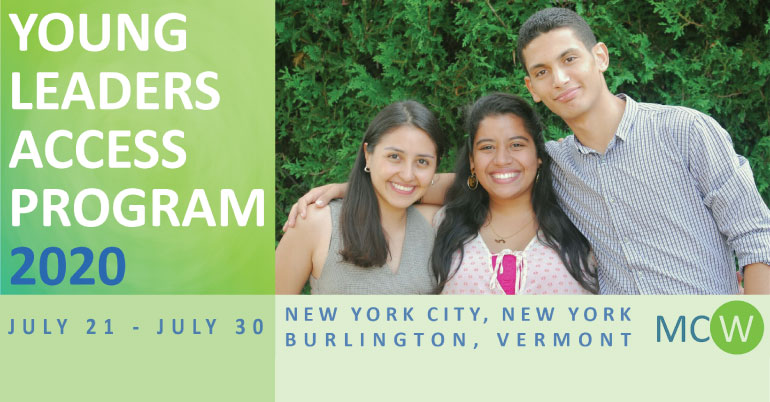 MCW Young Leaders Access Program 2020 in USA (Fully Funded)