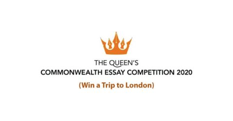 The Queen's Commonwealth Essay Competition 2020 (Win a Trip to London)