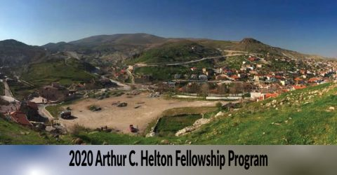 2020 Arthur C. Helton Fellowship Program (Win Micro-grants of $2,000)