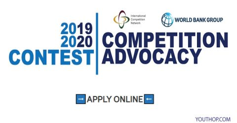 ICN-WBG Competition Advocacy Contest 2019-2020