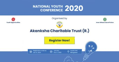 National Youth Conference 2020 in Karnataka, India