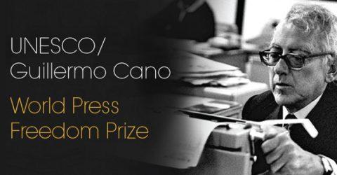 UNESCO/Guillermo Cano World Press Freedom Prize 2020