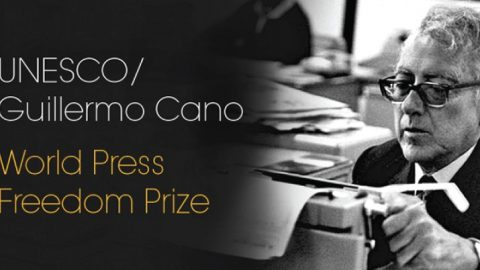 UNESCO/Guillermo Cano World Press Freedom Prize 2020