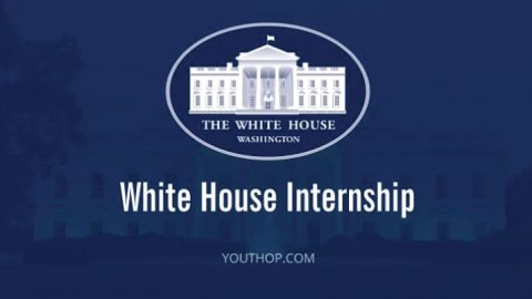 The White House Internship Program in USA, Summer 2020
