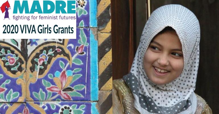 2020 VIVA Girls Grants