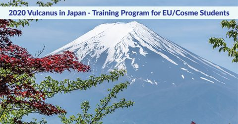 (Funding Available) 2020 Vulcanus in Japan – Training Program for EU/Cosme Students