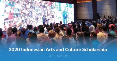 (Fully funded) 2020 Indonesian Arts and Culture Scholarship