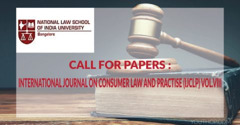 International Journal on Consumer Law and Practice (IJCLP): Call for Submissions 2020
