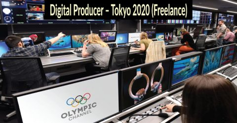Apply Now! Digital Producer – Tokyo 2020 (Freelance)