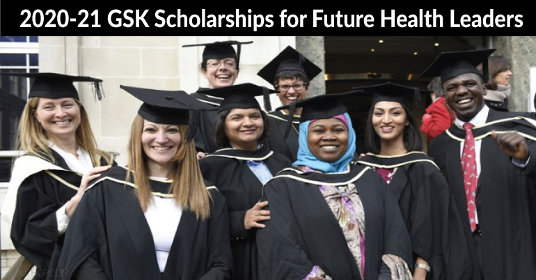 GSK Scholarships for Future Health Leaders