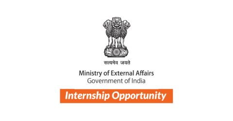 Internship Program at Indian Ministry of External Affairs