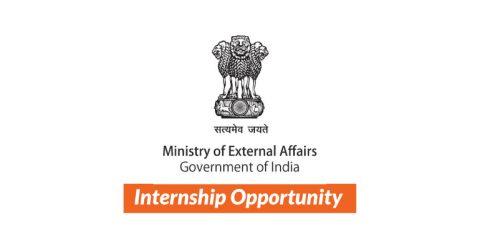 Internship Program at Indian Ministry of External Affairs