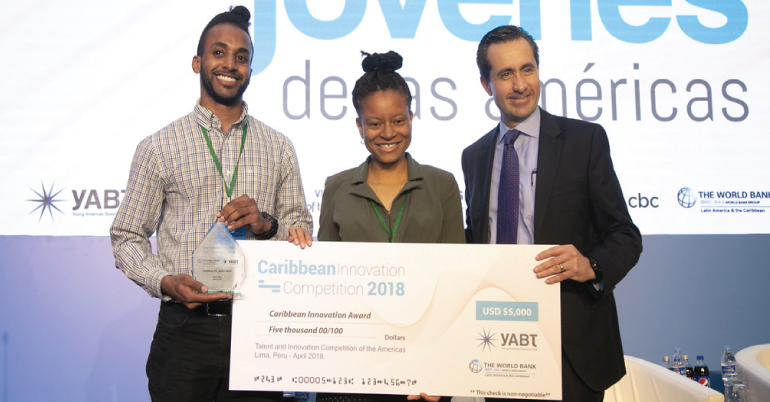 2020 Caribbean Innovation Competition