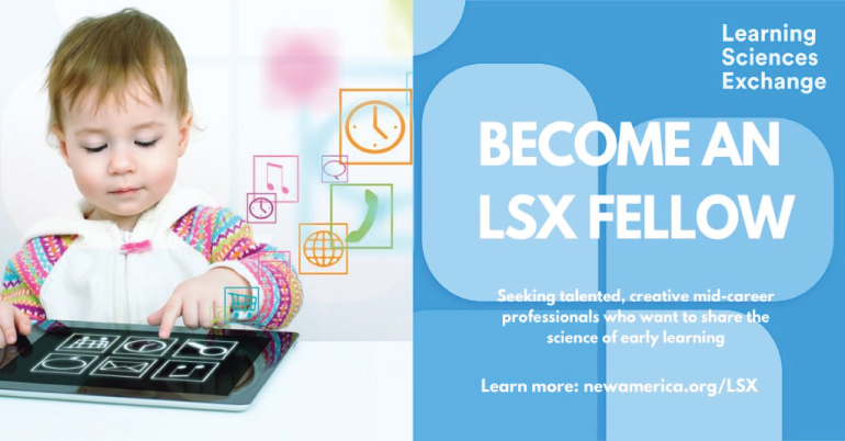 The Learning Sciences Exchange Fellowship 2020-2022