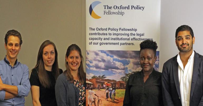 Oxford Policy Fellowship