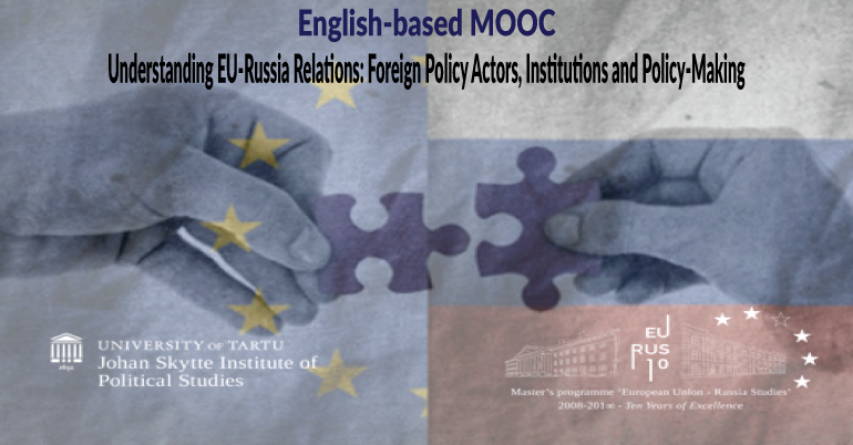 Understanding EU-Russia Relations: Foreign Policy Actors, Institutions and Policy-Making
