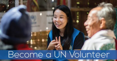 Call for Application: UN Volunteer 2020