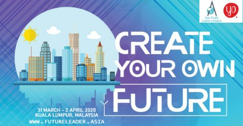 Asia Pacific Future Leader Conference 2020 in Malaysia