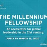 Atlantic Council Millennium Fellowship