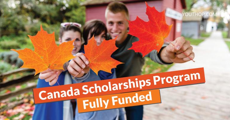 Canada Scholarships Program for International Students ...