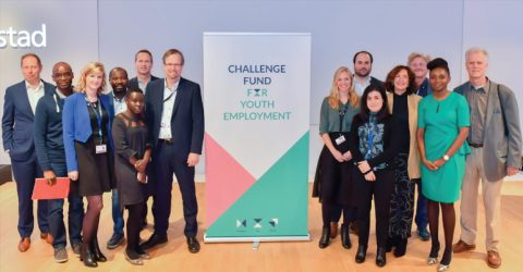 Call for Concept Notes: Challenge Fund for Youth Employment 2020