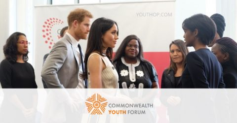 Apply to attend the Commonwealth Youth Forum 2020 in Rwanda