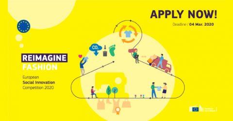 Reimagine Fashion- European Social Innovation Competition 2020 (Win €50,000)