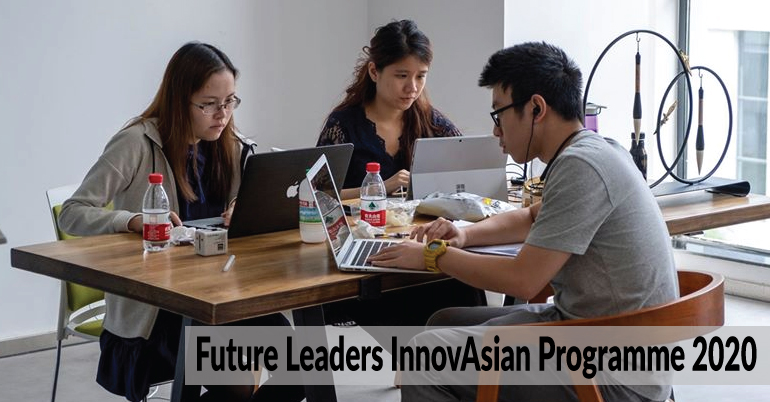 Future Leaders InnovAsian Programme 2020